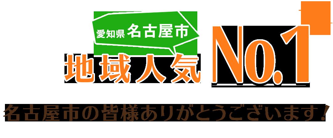 京都市 地域人気No.1 京都市の皆様ありがとうございます!